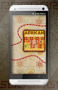 Nejlepší afrických vyzvánění - náhled