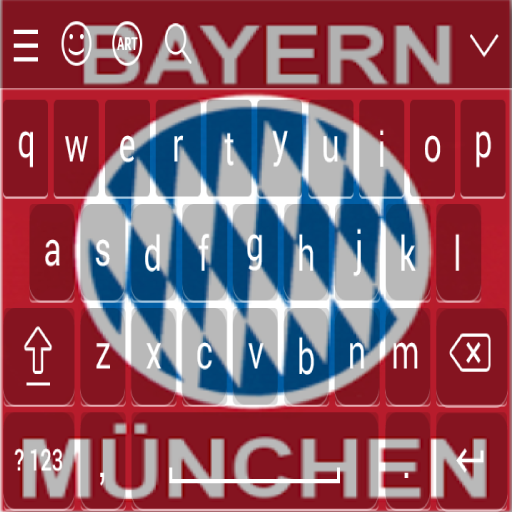 Keyboard For Bayern Munchen