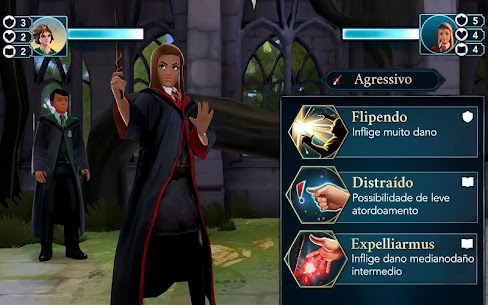 Harry Potter Hogwarts Mystery Apk Mod Dinheiro Infinito + MEGA MOD 8