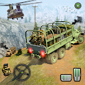 Offroad Army Transporter Truck Driver: Army Games APK