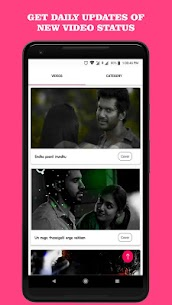 Tamil Love Video Status App Download For Android and iPhone 1