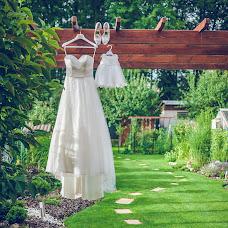 Wedding photographer Jitka Fialová (JFif). Photo of 08.10.2017