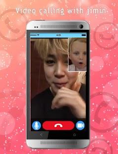 Jimin BTS Fake calling - KPOP - náhled