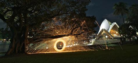 Photo: Sydney Fire Opera