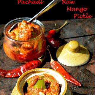 Avakaya Pachadi Andhra Recipe | How to make Raw Mango Pickle | Avakai