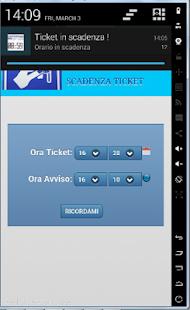 scadenza ticket - náhled
