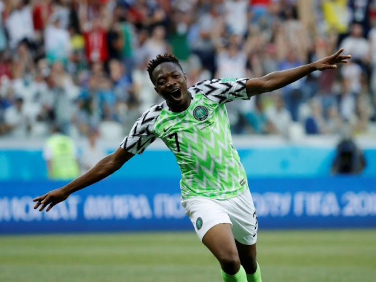 Image result for ahmed musa afcon 2013
