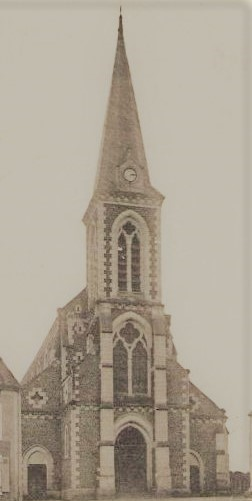 photo de eglise Eglise saint Jean-Baptiste