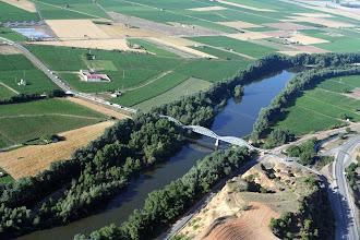 Photo: Toro. Puente de hierro.