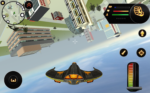 Future Robot Fighter Apk Download For Android and Iphone 3