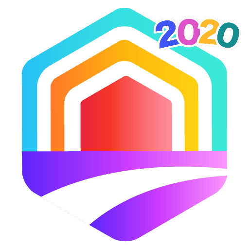 Color Phone Launcher - Live Themes & HD Wallpapers Icon