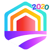 App Icon for Color Phone Launcher - Live Themes & HD Wallpapers App in United States Play Store