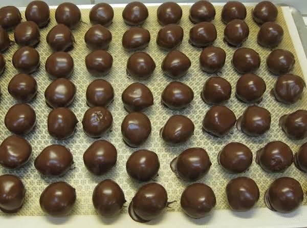 Peanutbutter Balls Recipe