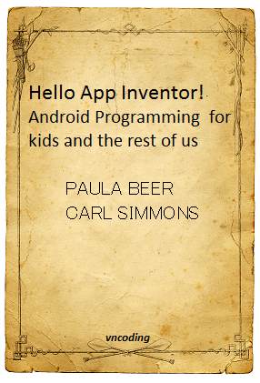 Hello App Inventor Android Programming