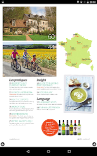 Living France Magazine- screenshot thumbnail