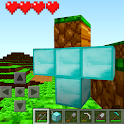 survival hunting craft action icon