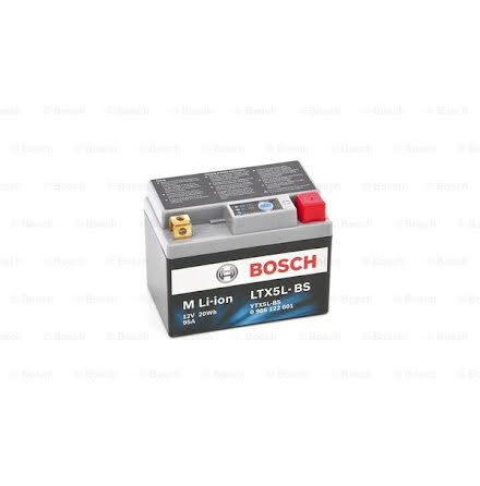 Bosch MC Li-Ion batteri 95CCA