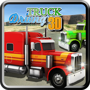 Truck Driving 3d for PC and MAC