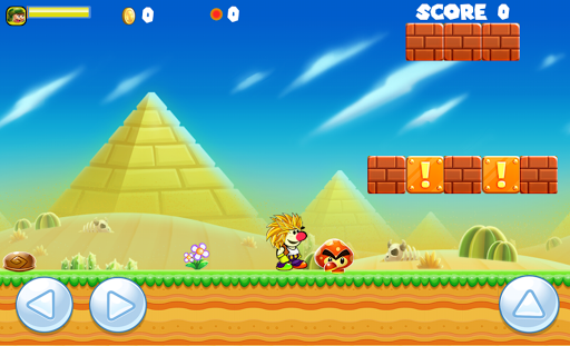 IQ Mario Adventure - Super Adventure World  screenshots 4