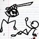 Stickman Physics Battle Arena