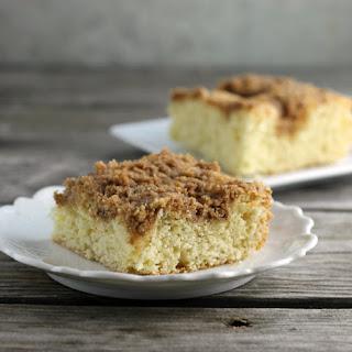 Quick Sour Cream Coffee Cake.