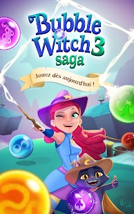 Bubble Witch 3 Saga Capture d'écran