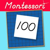 Montessori Hundred Board 1-100