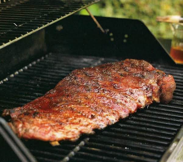 Blue Ribbon Barbecue Ribs Recipe
