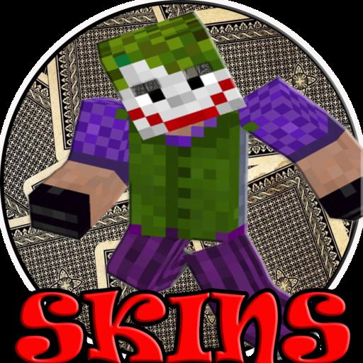 App Insights Skins Joker For Mineceraft Apptopia - Skins para minecraft pe joker