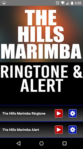 The Hills Marimba Ringtone