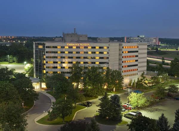 Embassy Suites Detroit - Troy/Auburn Hills