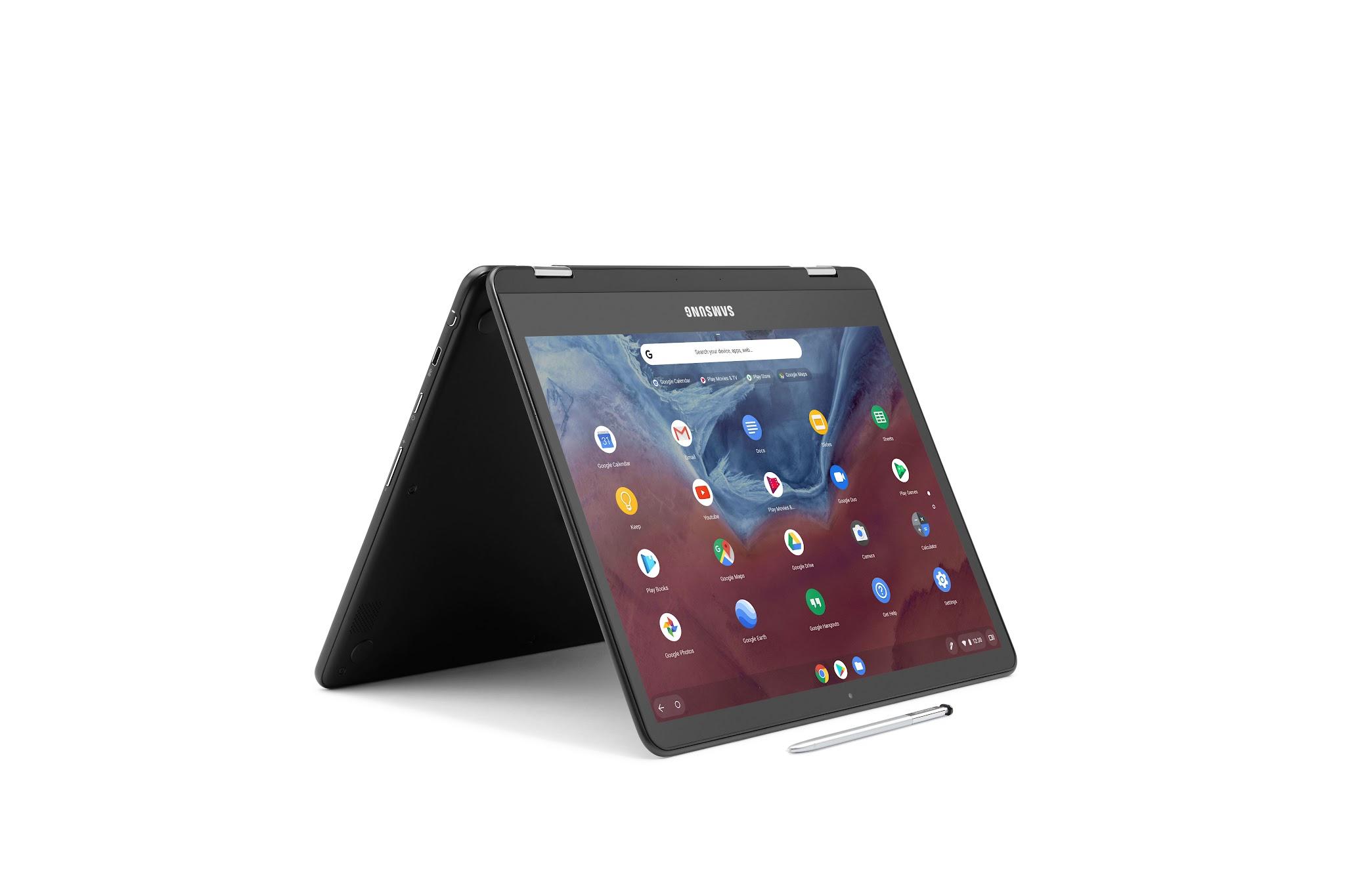 Samsung Chromebook Pro - photo 5