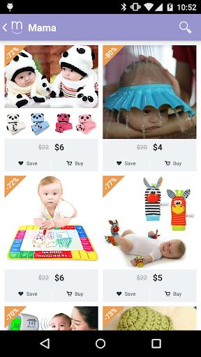 Mama - Thoughtful Shopping screenshot 3