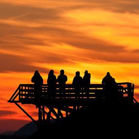 by Kenneth Pettersen - Landscapes Sunsets & Sunrises