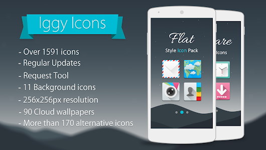 Iggy-Icon Pack v2.0.8 [Patched] APK [Latest] | APKMB
