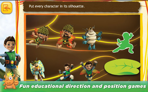 免費下載教育APP|Tree Fu Tom: play and learn app開箱文|APP開箱王