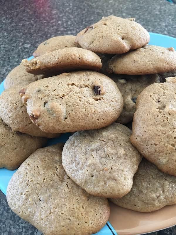 3 Ingredient Spice Cake Mix Cookies--super Easy! Recipe