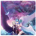 Anime Angels Live Wallpaper icon