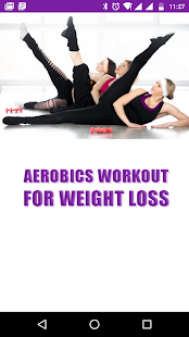 Aerobics Exercise for Weight Loss - Workout Videos - náhled