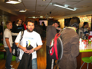 Photo: Hackathon starts on saturday morning