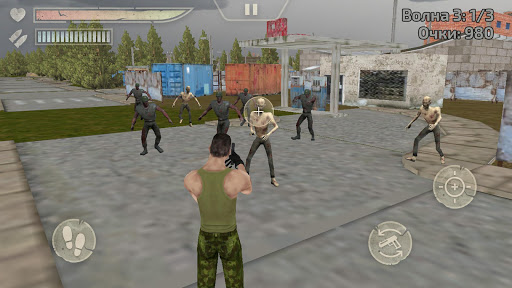 Last Day of Life: Zombie Survival 1.0 screenshots 2