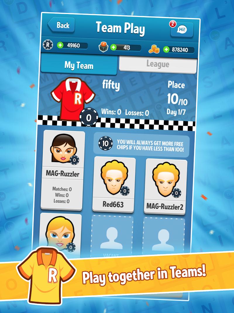 Ruzzle Screenshot 6