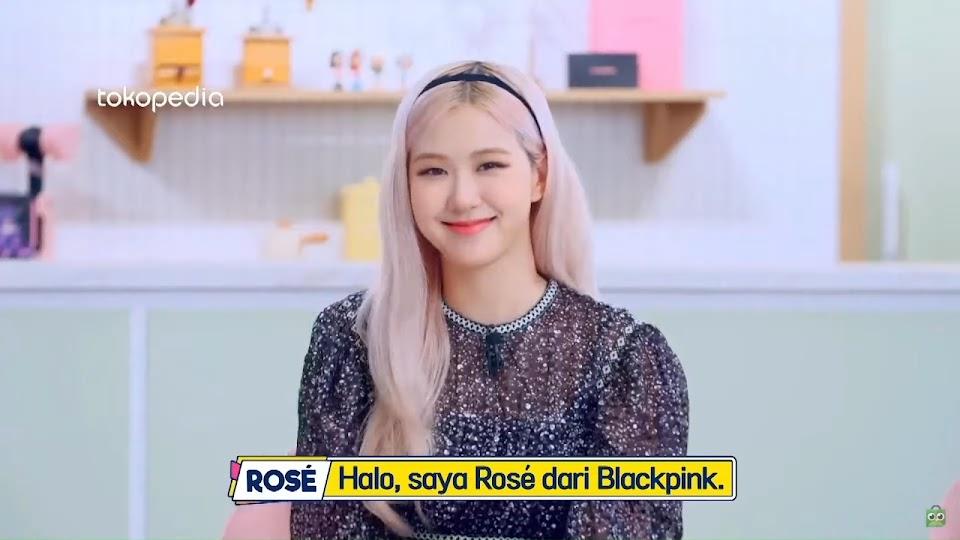 tokopedia rose