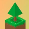 Isometric Label icon