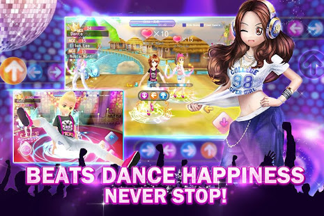 Hack Game Super Dancer apk free