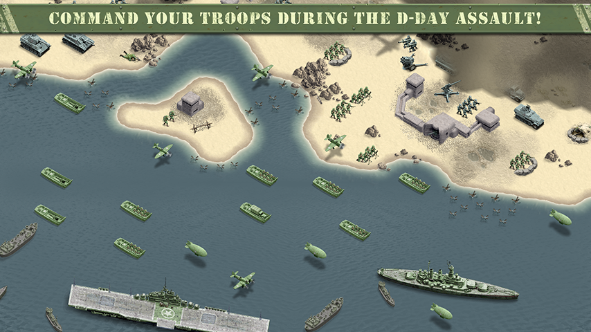 1944 Burning Bridges- screenshot