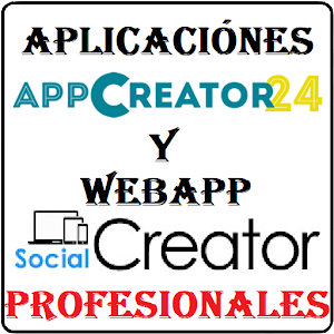 AppCreator24 y Social Creator 1.4 by Campo SERVICES logo