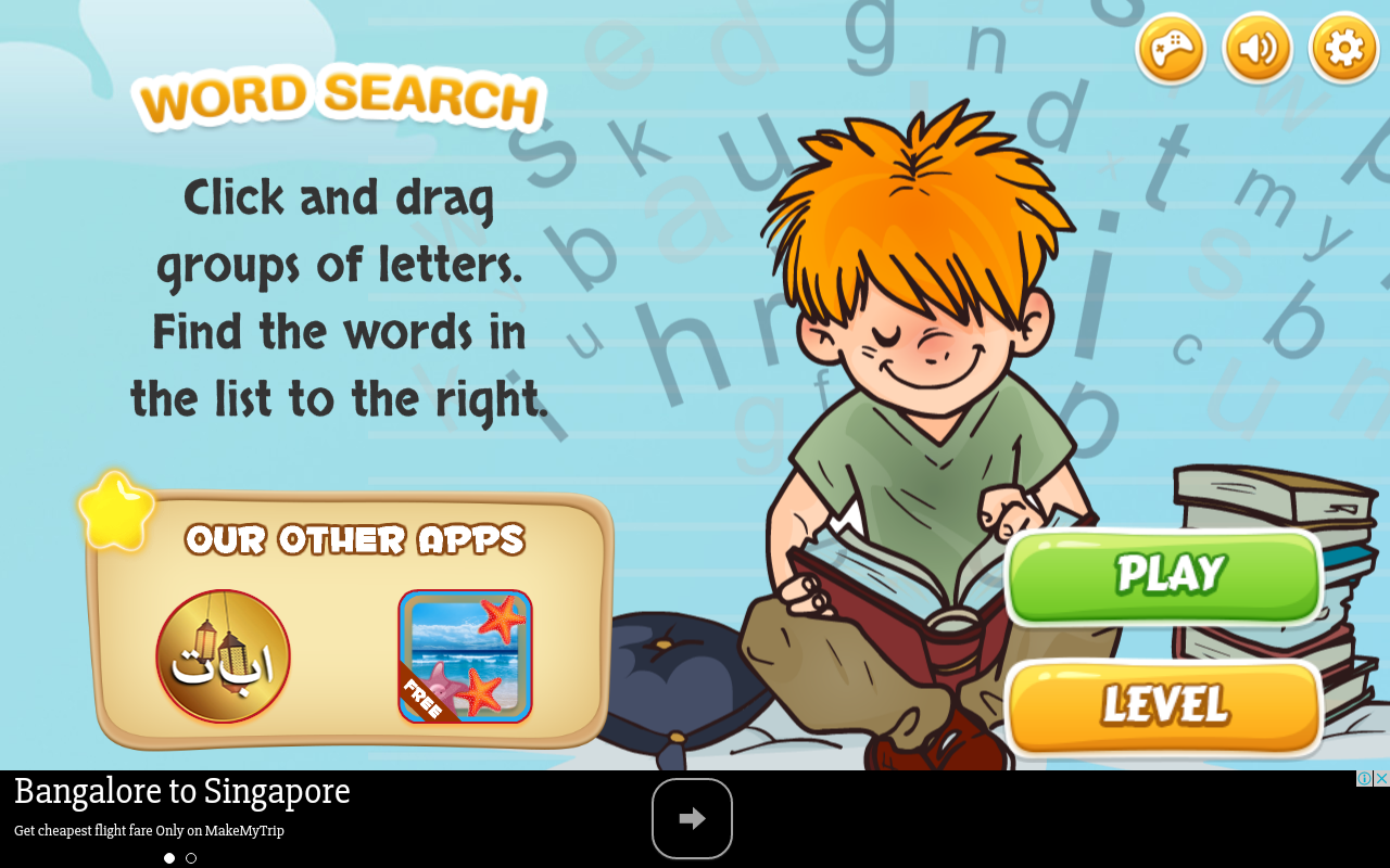 word search for kids android apps on google play