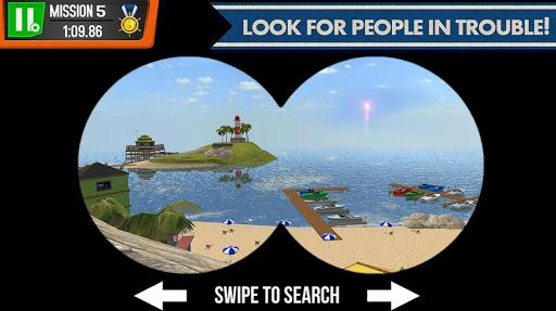 Coast Guard: Beach Rescue Team 1.3.0 screenshots 8
