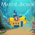 Marine Vs Octopus